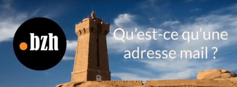 [Vidéo] Créer votre adresse mail en .bzh