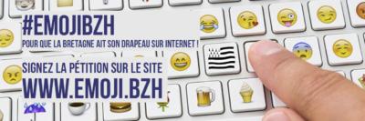 Emoji.bzh - Soutenez le projet emoji drapeau breton