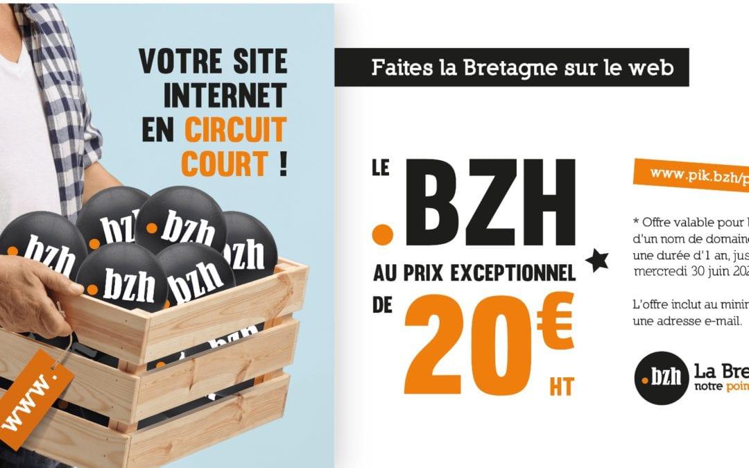 bzh promo 20 euros