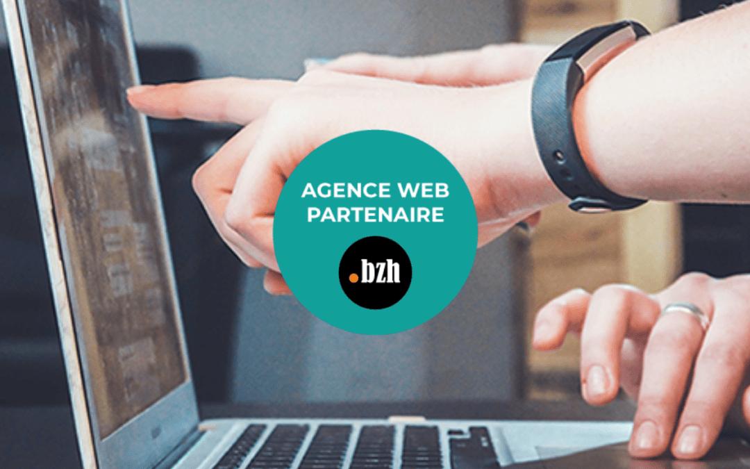 Des agences web partenaires, pour un site en .bzh à vos couleurs !
