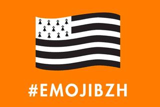 emoji drapeau breton