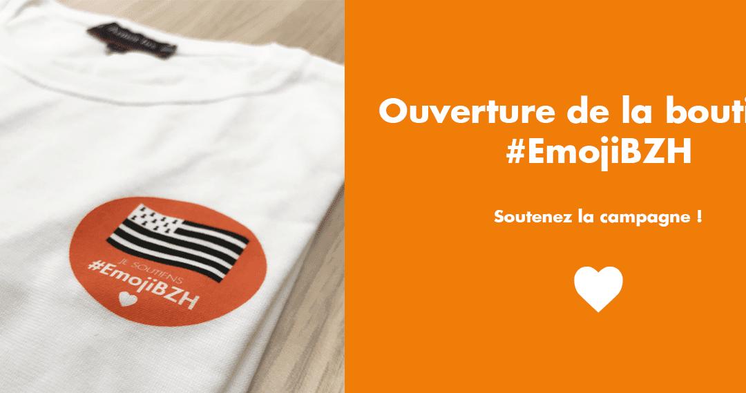 La boutique #EmojiBZH est ouverte !