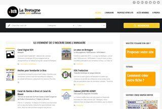 web annuaire bzh